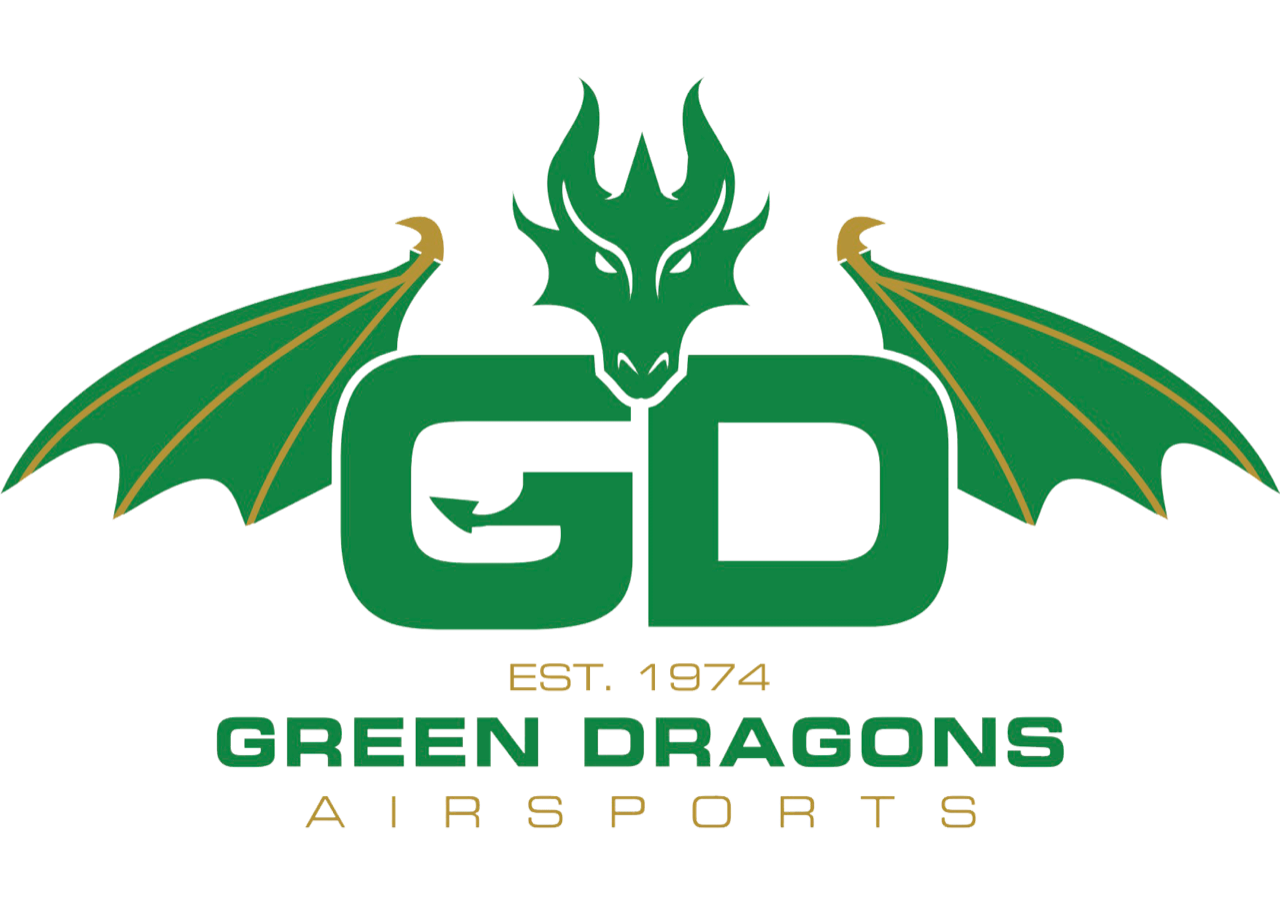 Green Dragons logo