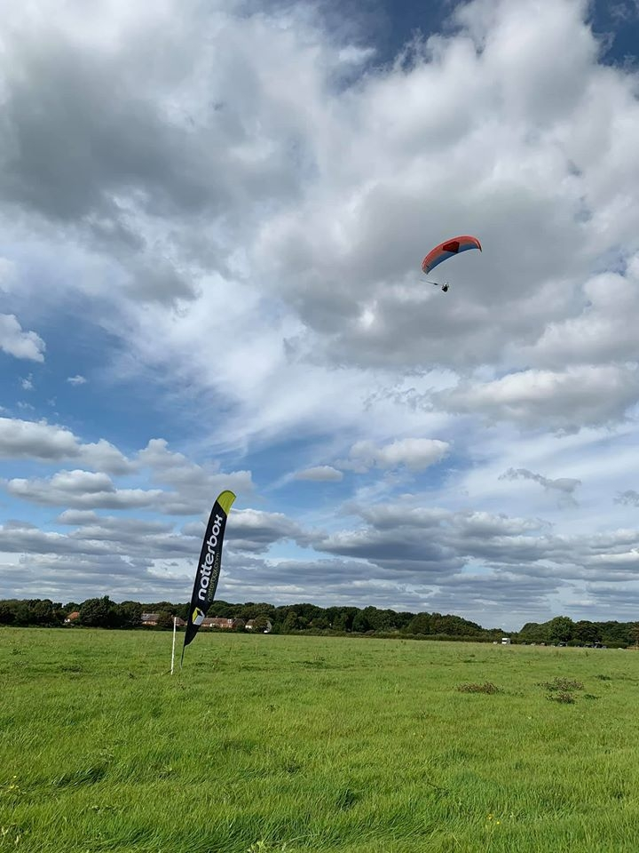BHPA Green Dragons school paragliding courses