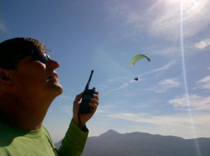 Paragliding training abroad with Green Dragons
