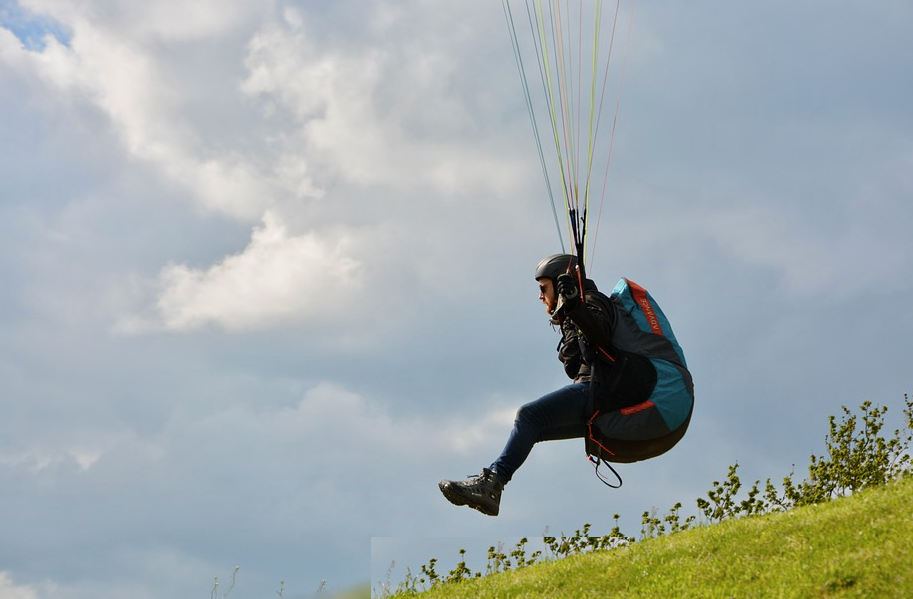 BHPA paragliding courses with Green Dragons