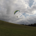 Paraglider flights and training with Green Dragons