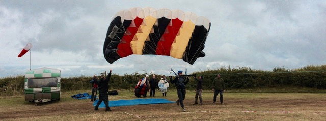Parascending fun day