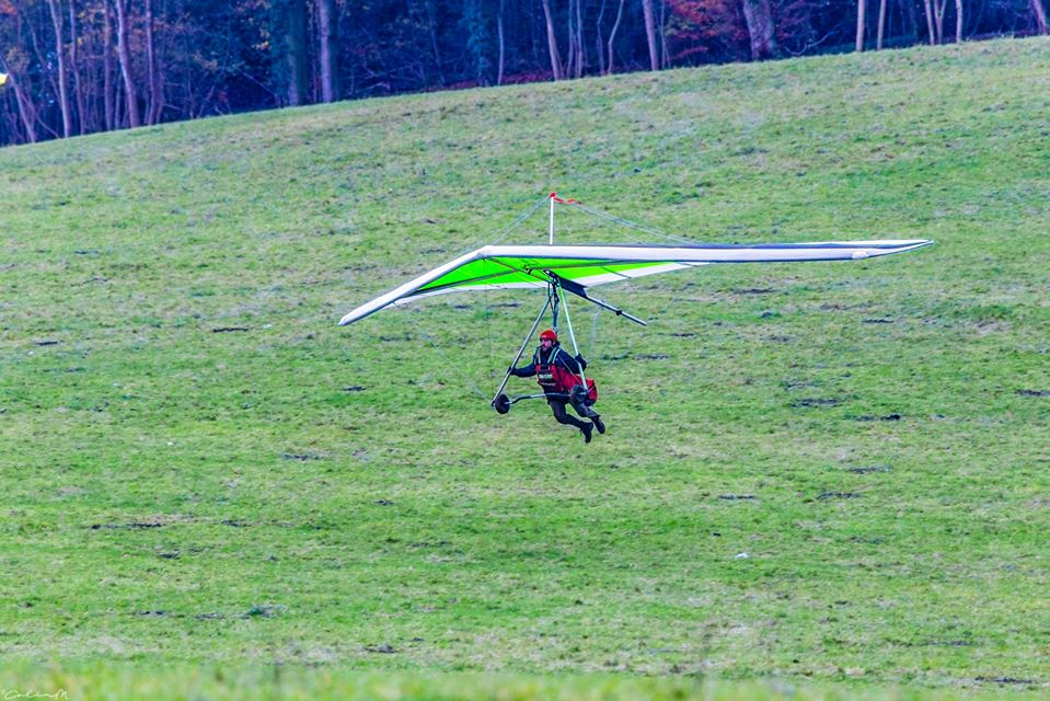 hang glider fun days